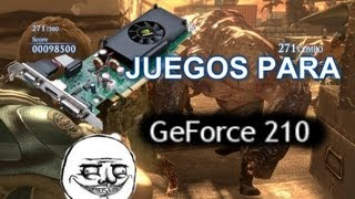 Download Juegos Pc - Nvidia Gefroce 210 2014 Video