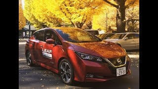 Download 《悪条件編》新型リーフ何キロ走れるか?チャレンジ!! NISSAN LEAF How many kilometers can you run? Video