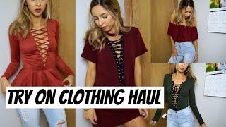 Download TRY ON Clothing Haul | Fashion Nova Video