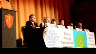 Download Twitter tax break & small biz at Castro mayor debate Video