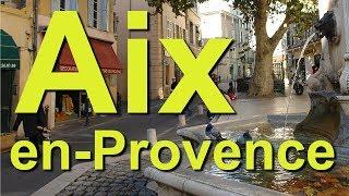 Download Aix en Provence France Video