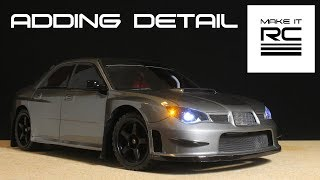 Download Completing The Body: Adding Interior, Lights, and Scale Details to the Subasharu Video