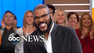 Download Tyler Perry opens up about 'Nobody's Fool' Video