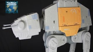 Download Star Wars Rogue One Hasbro 3.75″ Scale Rapid Fire Imperial AT-ACT Vehicle Toy Review Video
