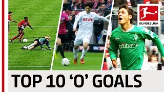 Download Top 10 Goals - Players With ″O″ - Özil, Osako & More Video