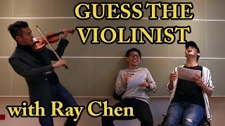 Download Imitating Famous Violinists Video