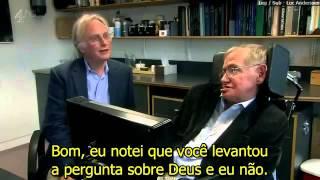 Download Richard Dawkins e Stephen Hawking LEGENDADO) Video