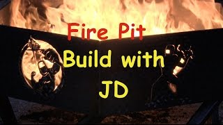 Download Fire Pit Build with JD Brewer and a PlasmaCam Video