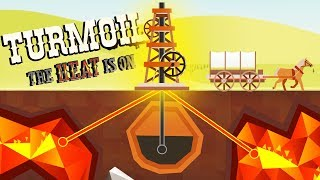 Download Pumping MAGMA and a NEW ZONE! - Turmoil The Heat is On Gameplay Video