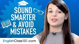 Download English Hacks: Sound Smarter and Avoid Mistakes Video