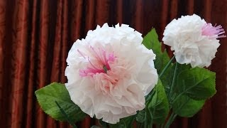 Download How to make beautiful flowers out of recycled plastic bag and straw Video