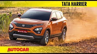 Download Tata Harrier - The Full Review | First Drive | Autocar India Video