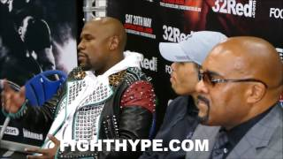 Download FLOYD MAYWEATHER TELLS TEVIN FARMER TO WIN A TITLE TO GET GERVONTA DAVIS SHOT: ″NOT IN OUR LEAGUE″ Video