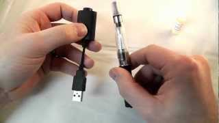 Download How to Set Up and Use the eGo w/ CE4 650mAh Blister Pack Starter Kit - MyFreedomSmokes Video