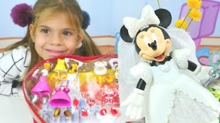 Download Minie Mouse kıyafet değiştiriyor. Kız oyuncakları Video