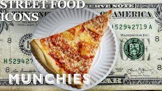 Download The Iconic Dollar Pizza Slice of NYC - Street Food Icons Video