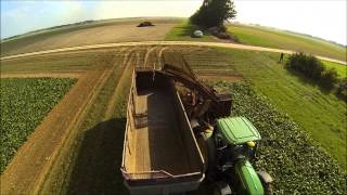 Download Récolte des betteraves (sugar beet harvesting) 2014 Video