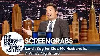 Download Screengrabs: Lunch Bag for Kids, My Husband Is...A Wife's Nightmare Video