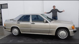 Download The Mercedes 190E 2.3-16 Was the Fast Mercedes Before AMG Video