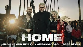 Download Machine Gun Kelly, X Ambassadors & Bebe Rexha - Home (from Bright: The Album) [Music Video] Video