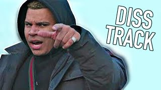 Download WOLFIERAPS MAKES YOUTUBE'S WORST DISSTRACK (Check The Statistics - Big Shaq Diss Track) Video