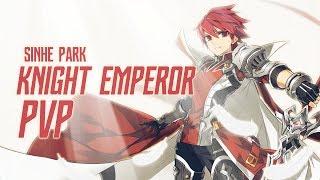 Download [Elsword KR] Knight Emperor PvP 1:1 / 엘소드 더블어택 나이트 엠퍼러 대전 1:1 Video