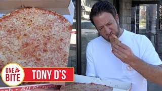 Download Barstool Pizza Review - Tony D's (Caldwell, NJ) Video