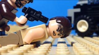 Download Lego Mad Max Fury Road: Max vs Furiosa shot for shot recreation Video