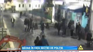 Download Bătaie ca-n filme în Centrul Vechi din București Video