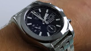 Download Breitling Chronomat 38 SleekT Luxury Watch Review Video