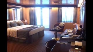 Download Deliziosa Cabin 4399 Panorama Suite Video