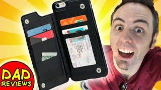 Download BEST IPHONE WALLET CASE | Gear Beast Dual Rear Folio Wallet Case Video