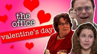 Download Valentine's Day At Dunder Mifflin - The Office US Video