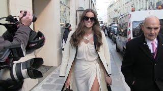 Download Victoria s Secret model Izabel Goulart in Paris Video