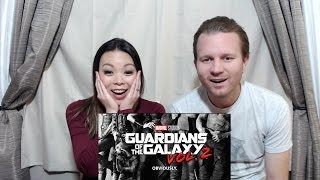 Download Guardians of the Galaxy 2 Teaser Trailer Reaction & Review Video