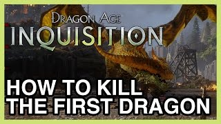Download How to Kill The First Dragon of Dragon Age Inquisition - The Fereldan Frostback Video