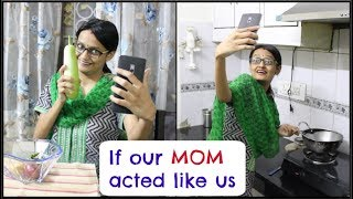 Download If our MOM acted like us | Happy Mother's Day | DiviSaysWhat Video