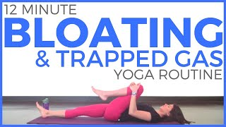 Download Yoga for Bloating, Digestion, Ulcerative Colitis, IBD & IBS Video