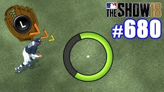 Download AWESOME DIVING CATCH!   MLB The Show 18   Road to the Show #680 Video