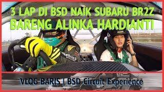 Download 3 lap di BSD circuit GP bareng Alinka Hardianti Video