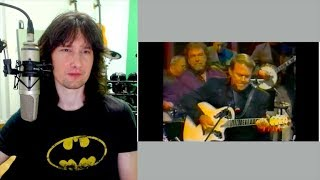 Download British guitarist reacts to Glen Campbell SHREDDING, country style! Video