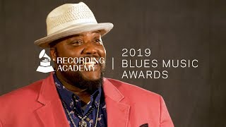 Download Sugaray Rayford Talks Touring And Keeping Busy At The 2019 Blues Music Awards Video