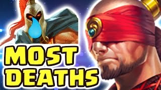 Download THE MOST DEATHS EVER IN RANKED !! FRIENDS MADE ME TOXIC (23 KILLS LEE SIN JUNGLE) - Nightblue3 Video