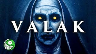 Download La aterradora historia REAL detrás de VALAK (La Monja) Video