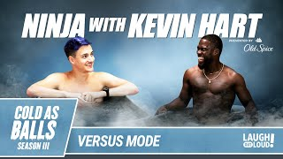 Download Esports Legend Ninja Teams Up With Kevin Hart | Cold as Balls Season 3 | Laugh Out Loud Network Video