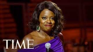 Download Viola Davis Gives Empowering Speech At 2017 Time 100 Gala: 'You Survived It' | TIME 100 | TIME Video