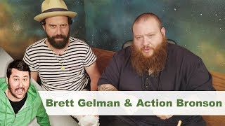 Download Post-Sesh Interview w/ Brett Gelman & Action Bronson | Getting Doug with High Video