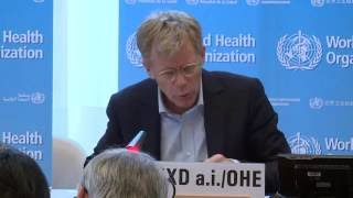 Download WHO: WHA69 Technical Briefing on Health in Emergencies - 26 MAY 2016 Video