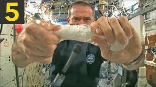 Download Top 5 Space Experiments Video