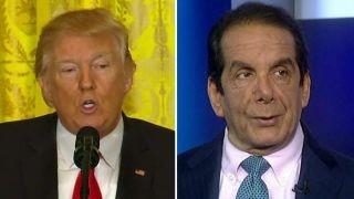 Download Trump praises Krauthammer Video